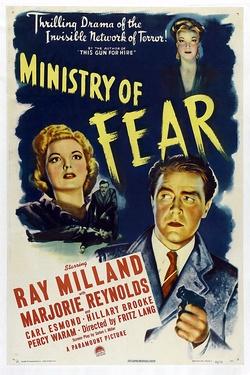 : Ministerstwo strachu