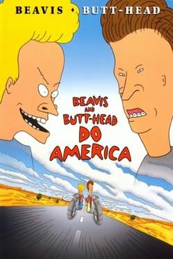 : Beavis i Butt-Head zaliczają Amerykę