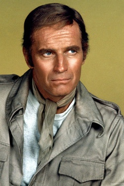 Plakat: Charlton Heston