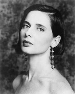 Plakat: Isabella Rossellini