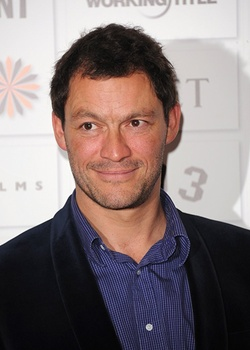 Plakat: Dominic West (I)