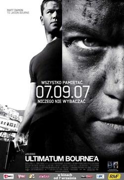 : Ultimatum Bourne'a