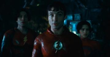 """Pierwszy teaser """"The Flash"""". Zobaczcie Michaela Keatona w akcji"""