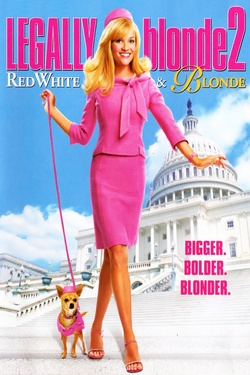 : Legalna blondynka 2