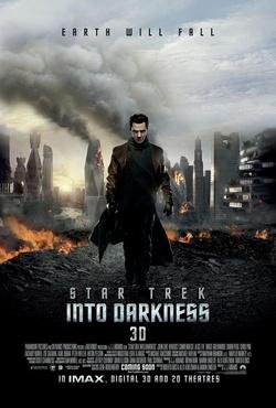 : W ciemność. Star Trek