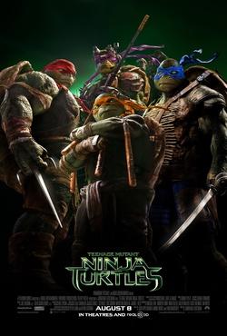 : Wojownicze Żółwie Ninja