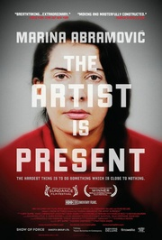 : Marina Abramović: Artystka obecna