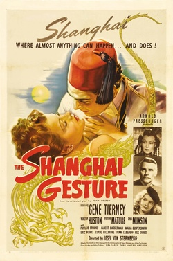 : The Shanghai Gesture