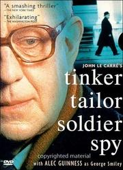 : Tinker, Tailor, Soldier, Spy