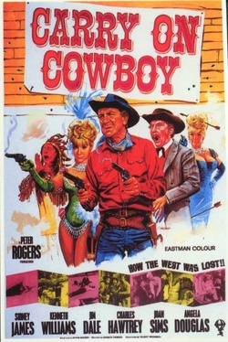 : Kowboju, do dzieła!