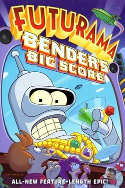 : Futurama: Wielka wyprawa Bendera