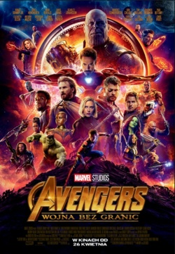 : Avengers: Wojna bez granic