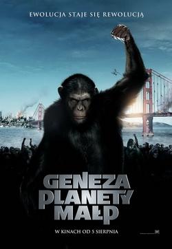 : Geneza planety małp