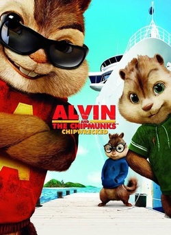 : Alvin i Wiewiórki 3