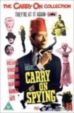 : Carry on Spying