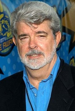 Plakat: George Lucas