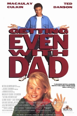 : Getting Even with Dad