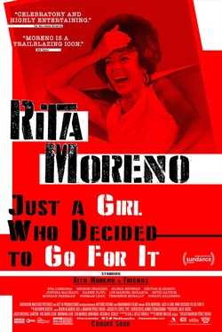 : Rita Moreno: Just a Girl Who Decided to Go for It