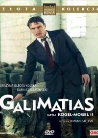 Galimatias, czyli kogel-mogel II
