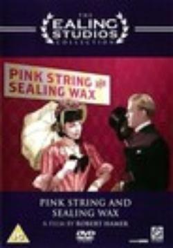 : Pink String and Sealing Wax