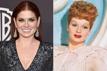 Fani nie chcą Nicole Kidman w biografii Lucille Ball. Żądają Debry Messing