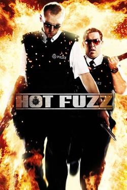 : Hot Fuzz: Ostre psy