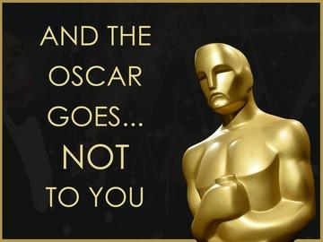 Z cyklu: And the Oscar goes... NOT to you (odc. 10)
