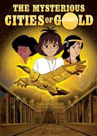 Tajemnicze złote miasta