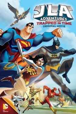: JLA Adventures: Trapped in Time
