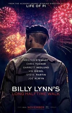 : Najdłuższy marsz Billy'ego Lynna