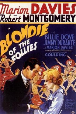 : Blondie of the Follies