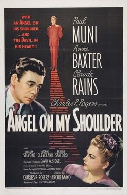 : Angel on My Shoulder