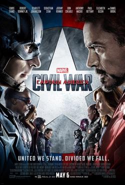 : Kapitan Ameryka: Wojna bohaterów