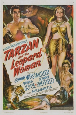 : Tarzan and the Leopard Woman