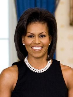 Plakat: Michelle Obama