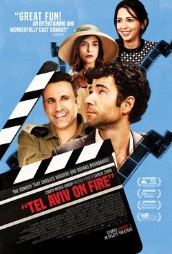 : Tel Awiw w ogniu