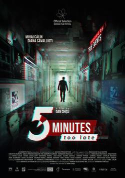 : 5 minut za pózno