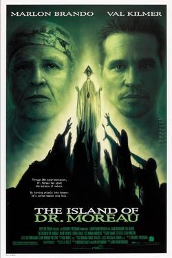 : Wyspa doktora Moreau