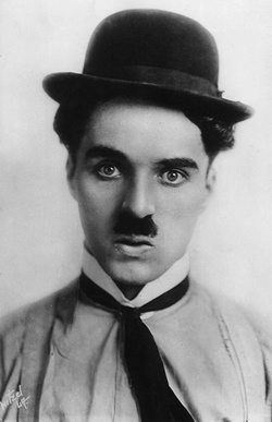 Plakat: Charles Chaplin