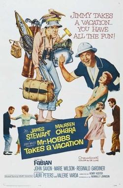 : Pan Hobbs jedzie na wakacje