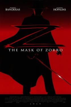 : Maska Zorro