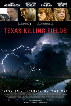 : Teksas - Pola śmierci