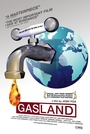 Kraj gazem płynący