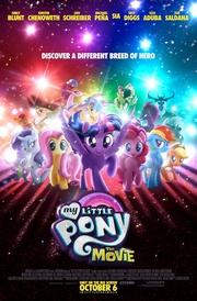 : My Little Pony. Film