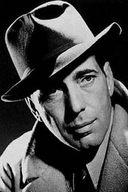 Plakat: Humphrey Bogart