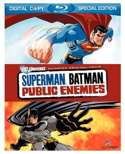 : Superman/Batman: Public Enemies