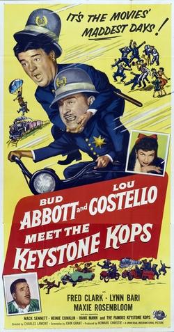 : Abbott i Costello w wytwórni filmowej