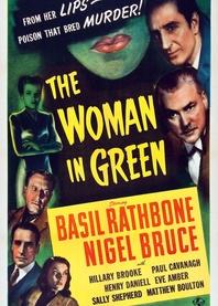 Kobieta w zieleni
