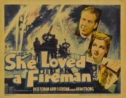 : She Loved a Fireman