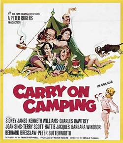 : Carry on Camping